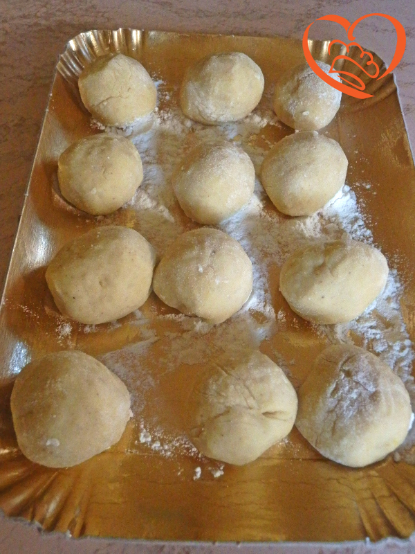 Ricette Gnocchi Di Patate Ripieni.Gnocchi Di Patate Ripieni Di Formaggio Cuoca Per Passione