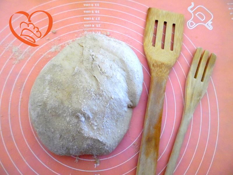 Impasto pane con farina di Sorgo dolce/salato