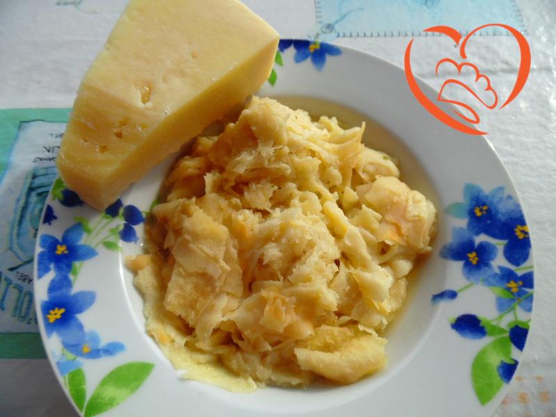 Zuppa di pane carasau